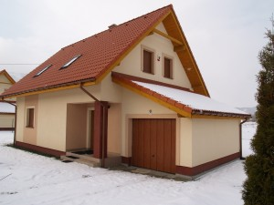 dom akryl pustelnik